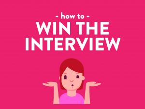 how to win the interview