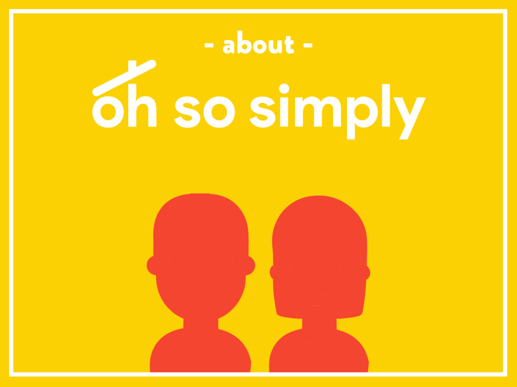 about ohsosimply