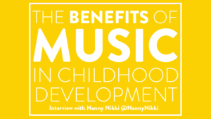 The Benefits of Music in Childhood Development