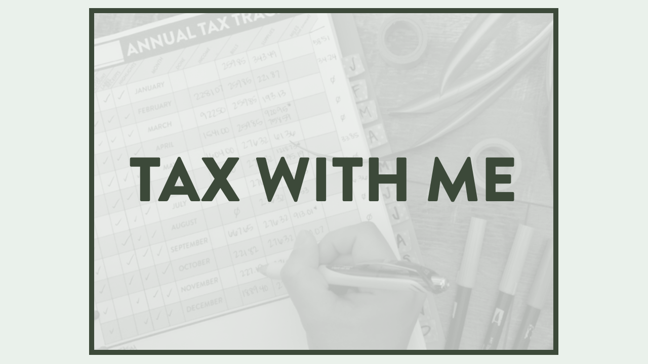 TAX WITH ME